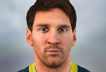 EA Sports Life Size Messi