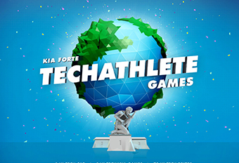 KIA Techathlete Games