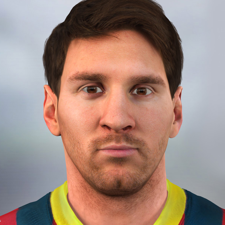 EA Sports Life Size Messi
