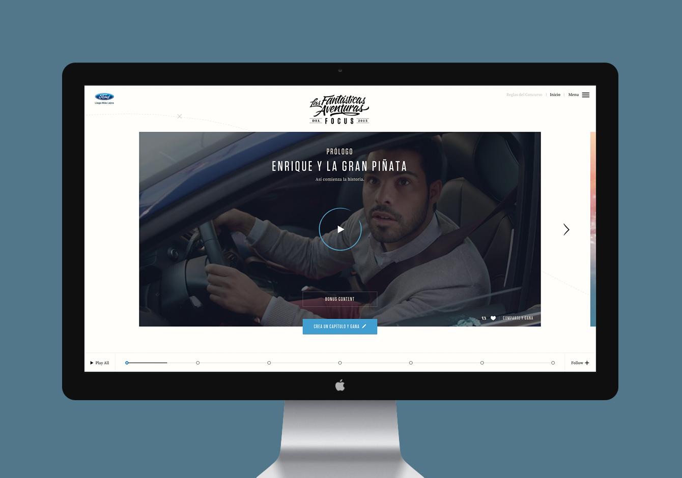 Ford Las Fantasticas Aventuras