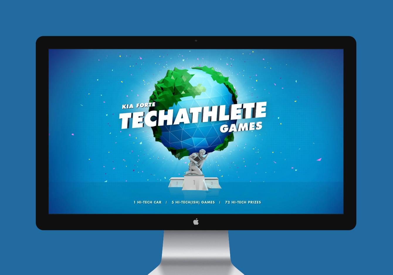 KIA Techathlete Games